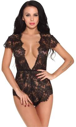 662a3ead0 Perfectii Ladies Erotic Lingerie Sexy Underwear Lace Sexy Body Negligee  Lingeri
