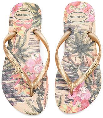 Havaianas Slim Tropical Sandal