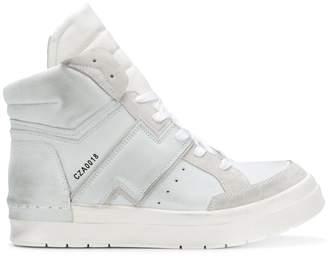 Cinzia Araia Skin 975 hi-top sneakers