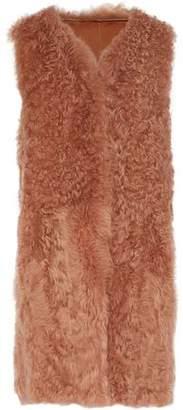 Yves Salomon Reversible Shearling Vest