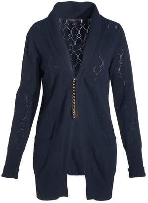Louis Vuitton Black Wool Tops