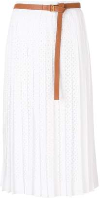 Tory Burch Carine mid-length skirt