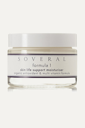 SOVERAL Formula 1 Skin Life Support Moisturizer, 50ml - Colorless