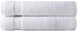 South Shore Furniture Premium Quality 500 Gsm Set Of 2 Oversized Bath Sheets