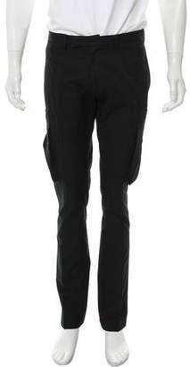 Christian Dior Flat Front Cargo Pants