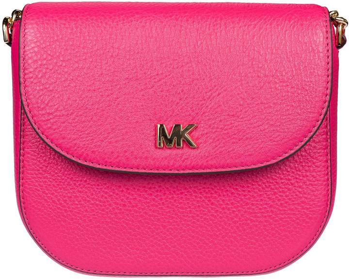 Michael Kors Dome Shoulder Bag - ULTRA PINK - STYLE