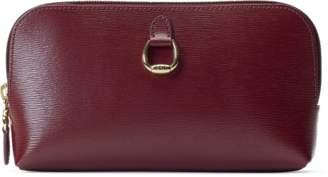 Ralph Lauren Duo Leather Cosmetic Bags