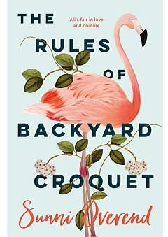 Harper Collins Rules Of Backyard Croquet