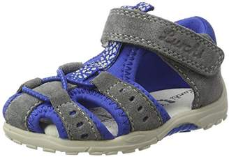 Lurchi Baby Boys' 33-16039 Walking Blue Size: 25