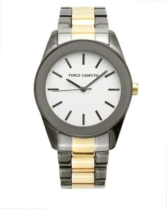 Vince Camuto Two-tone Bracelet Watch