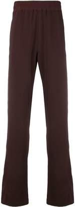 Hope wide-leg track pants
