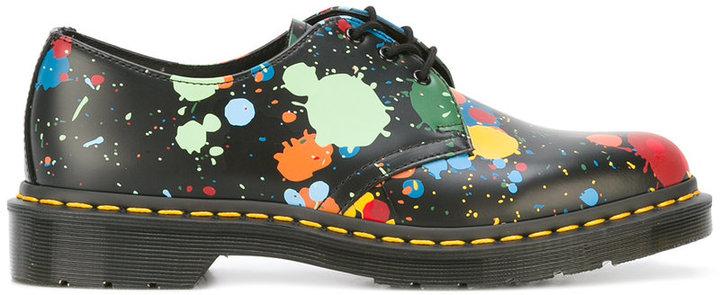 Dr. MartensDr. Martens floral print shoes