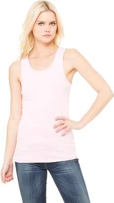 B.ella Bella+Canvas Women's Sleeveless Softer Baby Rib Knit Tank Top