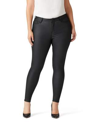 Jeanswest Connie Curve Coated Skinny 7/8 Jean