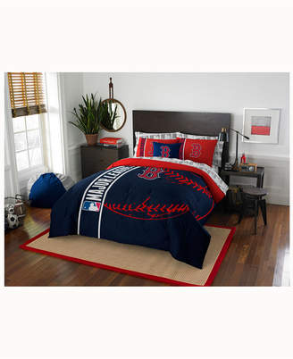 Northwest Company Boston Red Sox 7-Piece Full Bed Set