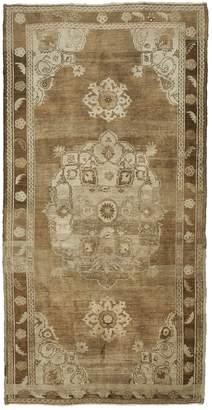 "ABC Home Vintage Turkish Wool Rug - 5'4""x10'8"""