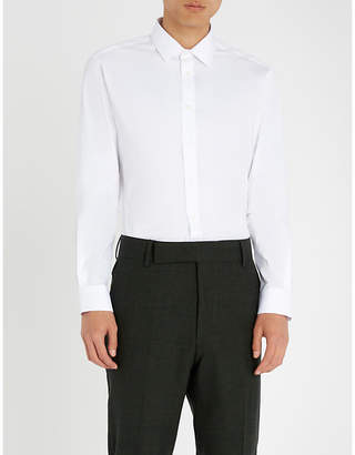 Joseph Cecile slim-fit cotton-poplin shirt