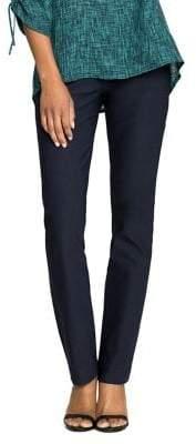 Nic+Zoe Petites Petite Wonder Stretch Pull-On Pants