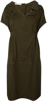 Marni Popeline Dress