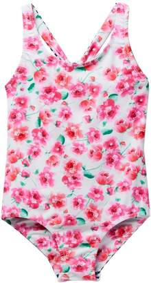 Tommy Bahama Reversible One-Piece Swimsuit (Little Girls)