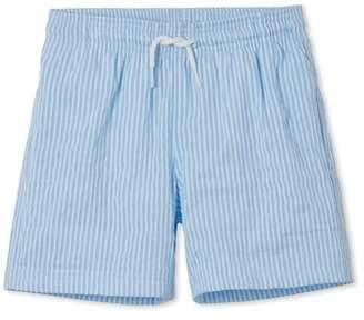 Stella Cove Blue Stripe Swim Trunks