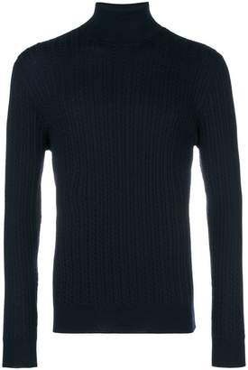 Eleventy turtleneck knitted sweater