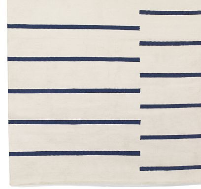 Williams-Sonoma Stacked Stripe Rug