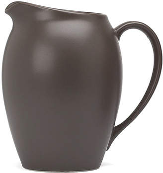 "Noritake Colorwave Chocolate"" Pitcher"