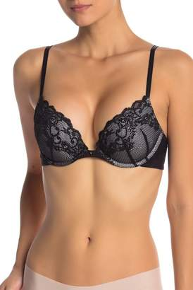 Betsey Johnson Flirt & Fun Underwire Push-Up Bra
