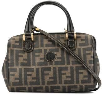 Fendi Pre-Owned Zucca cross-body bag