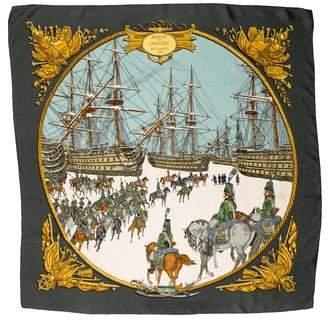 Hermes Marine et Cavalerie Scarf