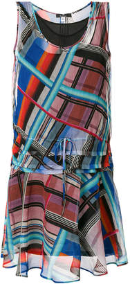 Paul Smith short printed dress