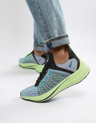 Nike Future Fast Racer Sneakers In Blue AO1554-400