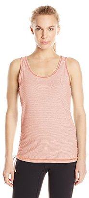 Lucy Women's Sleeveless Dashing Stripes Top $55 thestylecure.com