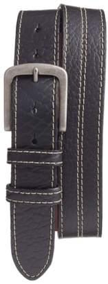 Torino Belts Bison Leather Belt