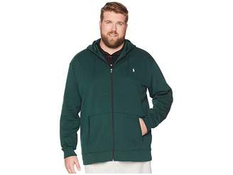 Polo Ralph Lauren Big Tall Double Knit Full Zip