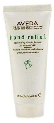 Aveda NEW Hand Relief 40ml Womens Skin Care