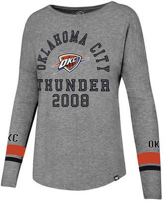 '47 Women's Oklahoma City Thunder Encore Long Sleeve T-Shirt