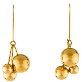 Celine Ball Drop Earrings