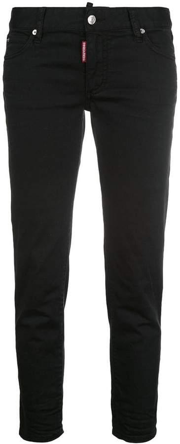 Twiggy cropped jeans