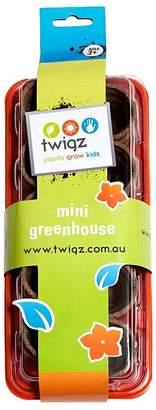 Twigz Mini Green House, Orange