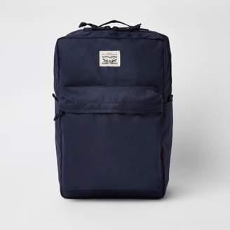 Levi's Mens navy backpack