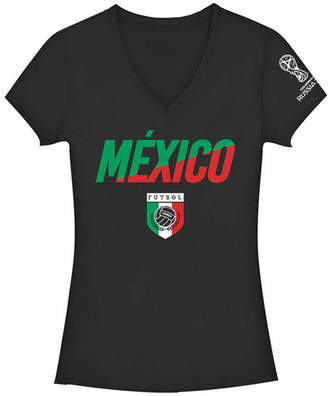 Fifth Sun Women Mexico National Team Gym Wedge World Cup T-Shirt