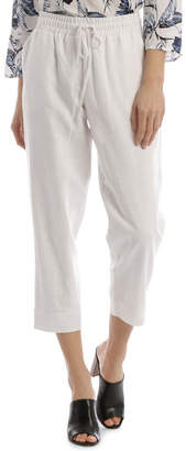 Must Have Linen Blend Pant White