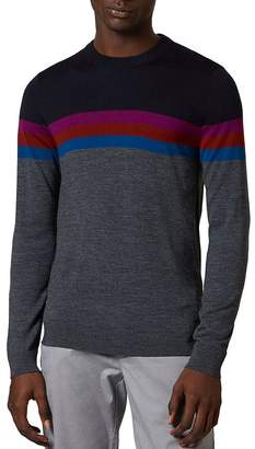 Ted Baker Cowes Color-Blocked Sweater