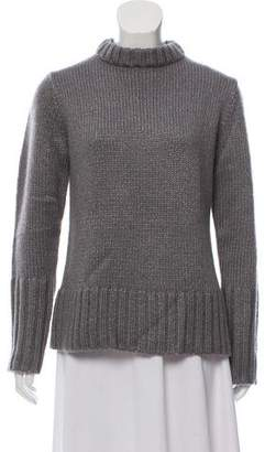 Protagonist Heavy Cable Knit Sweater