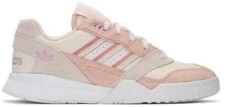 adidas (アディダス) - Adidas Originals adidas Originals ピンク A.R. トレーナー スニーカー