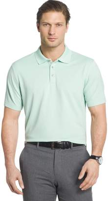 Van Heusen Men's Air Ottoman Slim-Fit Polo