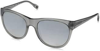 Elie Tahari Women's EL224 GRY Cateye Sunglasses