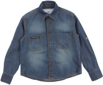 Philipp Plein Denim shirts - Item 42643463KJ